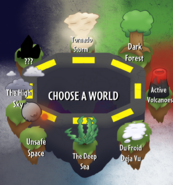 TWH World Map