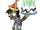 Cake tosser zombie