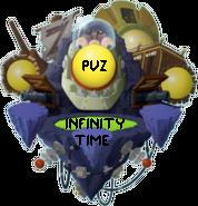 PvZ Infinity Time Logo
