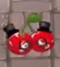 Cherry Bomb Unused Costume