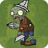 Paper Toy Zombie