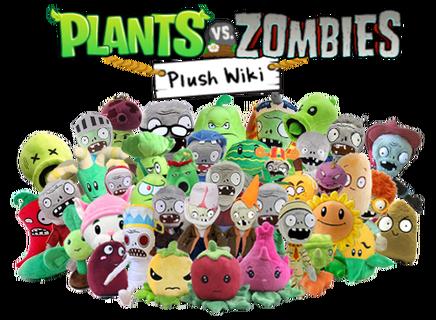 Plants vs Zombies Plush Wiki