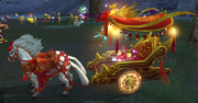 Gilded Canopy mount