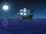 Lord Pyrate's ship