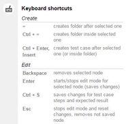 Keyboard short-cuts-0