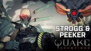 Quake Champions - Trailer de Strogg y Peeker