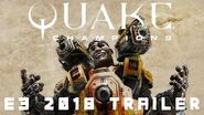 Quake Champions E3 2018 – Play free for a limited time!