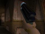The Bucky Ball Gun
