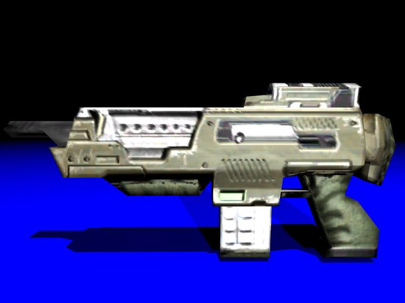 Machine Gun (Q4)