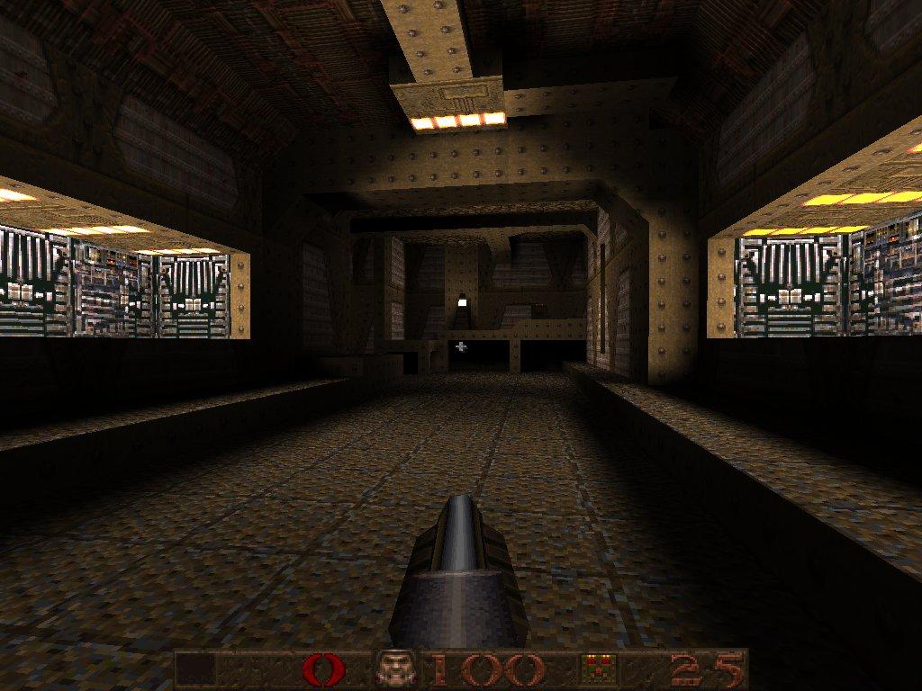 Ultimate Quake Engine