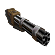 Q2 Weapon Chain Gun