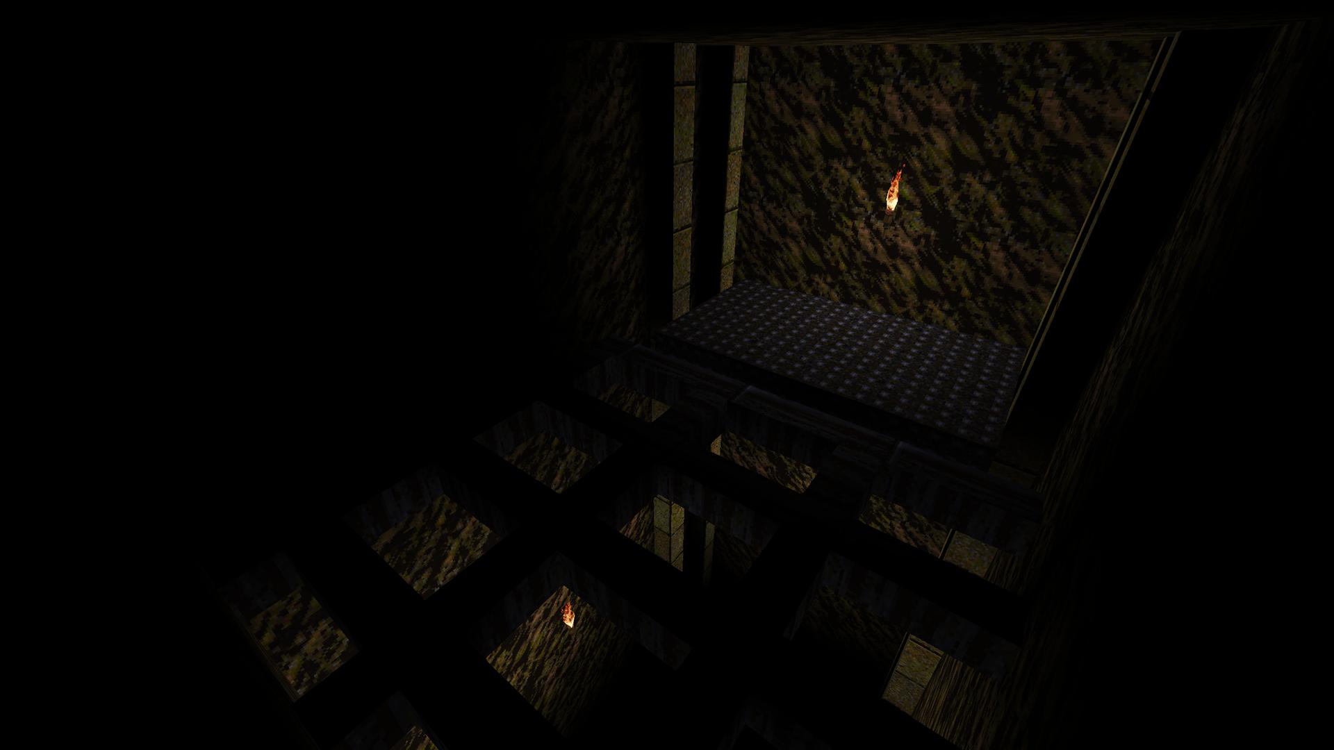 Plat from top (door) from QuakeLab by Steve Fukuda