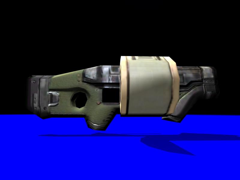 Grenade Launcher (Q4)