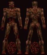 Текстура зомби