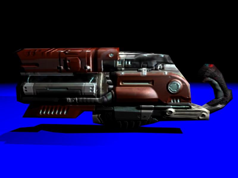 Railgun (Q4)