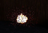 Spawn explosion