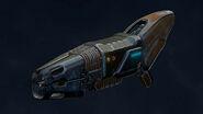 QC Weapon Reaper Left