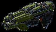 QC Weapon Tri-Bolt Left