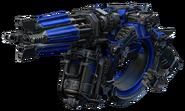 QC Weapon Super Nailgun Left