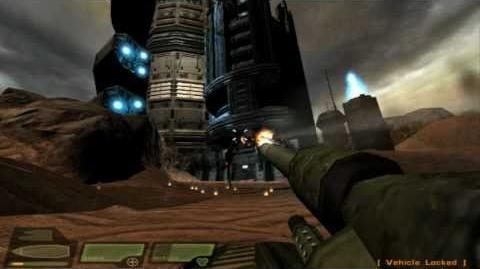 Quake 4 - Level 10 (General)