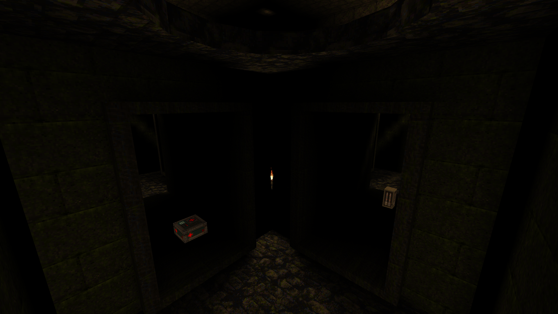 Entering The Dungeon... prepare to die!
