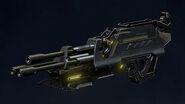 QC Weapon Last-Ritual Left