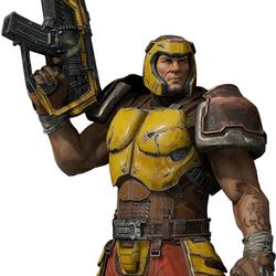Quake Champions Characters