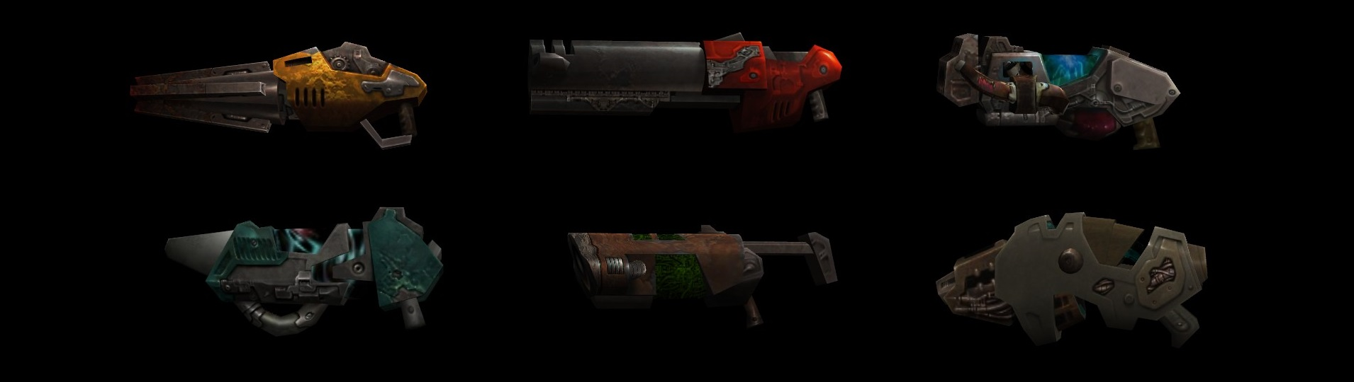 Weapons (Q3)