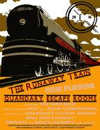 Movie Poster- Runaway Train