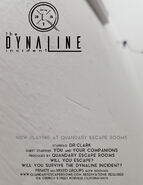 Dynaline Poster