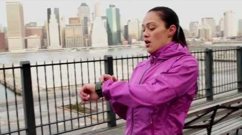 Introducing the Nike Sportwatch GPS powered by TomTom