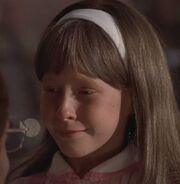 Girl with hairband.