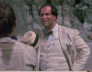 John Kapelos as Mustafa El Razul