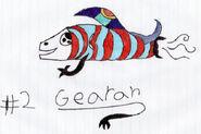 2 Gearan