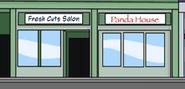Fresh Cuts and Panda House 0543