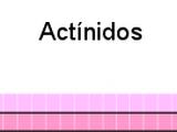 Actínido