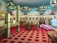 Hatter Mansion guest room