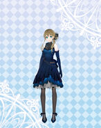 Alice's official costume
