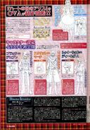 OVA Character Designs 1
