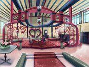 Heart Castle Guest Room