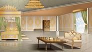 Diamond Castle guest room