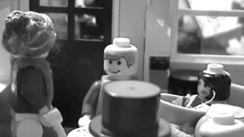 Lego Ma and Pa Kettle Back on the Farm