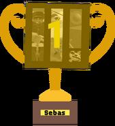 Seban wins