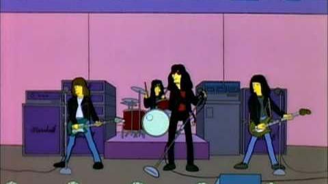 Ramones - Happy Birthday! (from The Simpsons)
