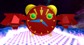 Chronos Glitch 2