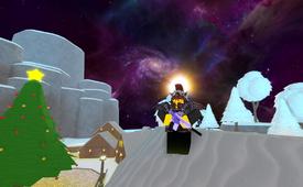 WonderlandPurple Nebula