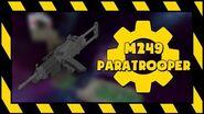 UNOFFICIAL R2DA - M249 Rework Paratrooper Animations