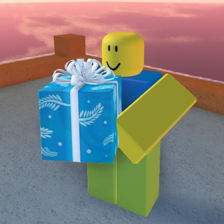 Blue Gift (2019)