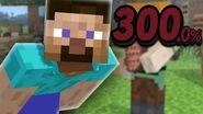 Minecraft Steve in smash bros review-1