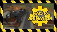 UNOFFICIAL R2DA - MAC-10 Animations